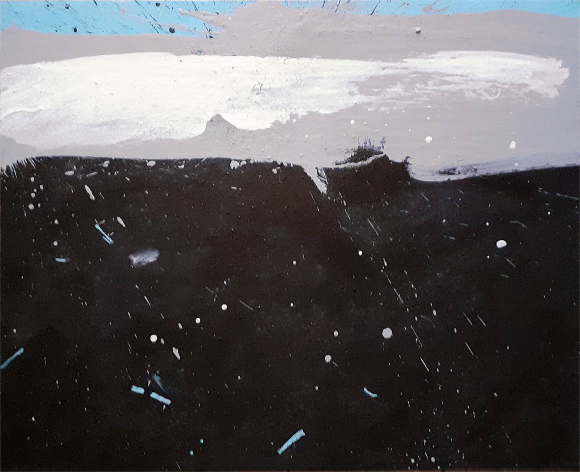 Lucio Mayoor Tosi, Inverno, Covid garden, 2020