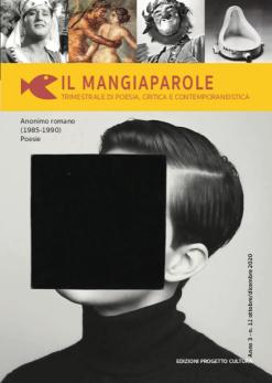 Il Mangiaparole n 12 cover