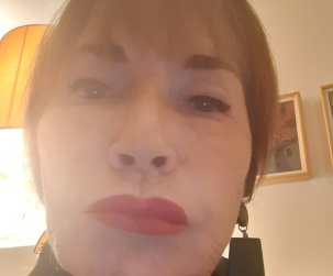 Marie Laure selfie 2020