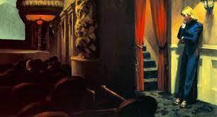 Hopper Cinema a New York