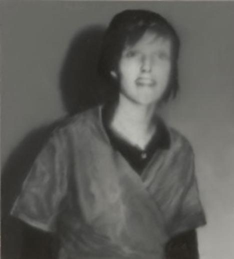 gerhard-richter-Ulrike Meinhof, 1977 foto