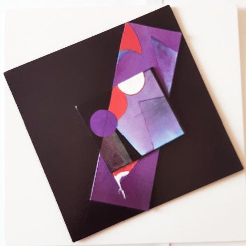 Marie Laure Colasson Pannello bidimensionale 40x40 2021